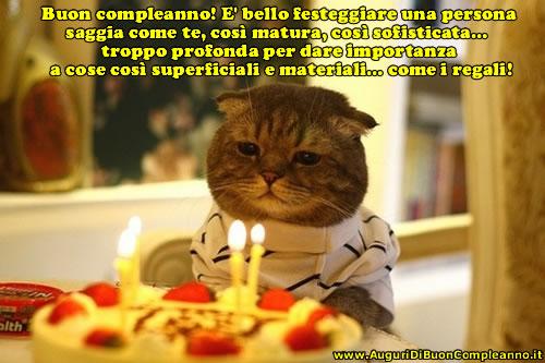Auguri di buon compleanno - Tutto per gli Auguri Compleanno